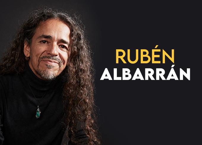 Rubén Albarrán